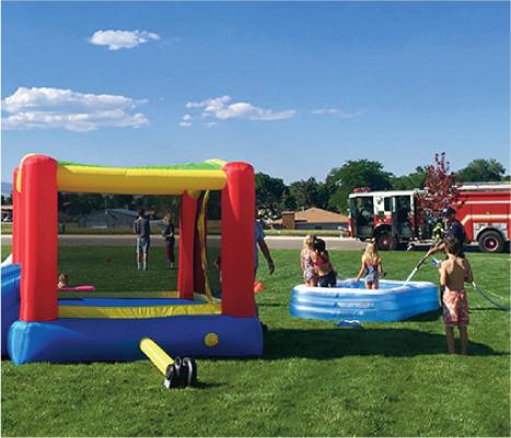 The PrairieStar Community Block Party