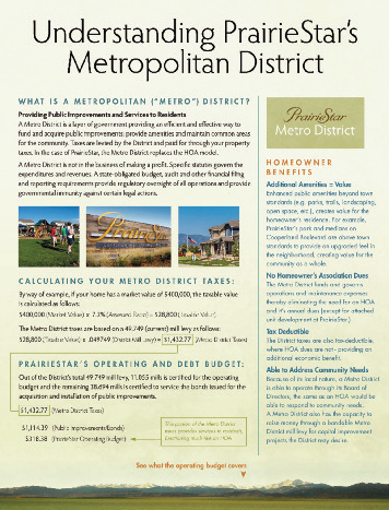 Metro District