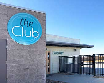 THE CLUB Fitness Center to Open to Residents